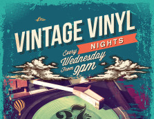 Vintage Vinyl Wednesdays