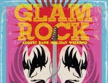 Bank Holiday Glam Rock Party