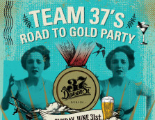 37′s Road to Gold Bank Holiday Party