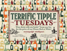 Terrific Tipple Tuesdays!